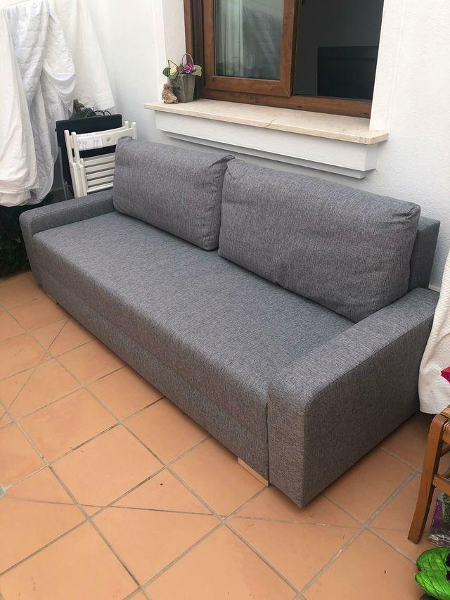 GANGA!! Sofá cama IKEA de segunda mano por 290 € en Málaga ...