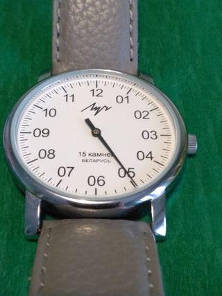 Reloj Luch Monoaguja mecanico