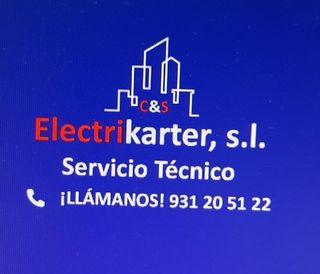 Servicio Técnico Reparación de Electrodomésticos