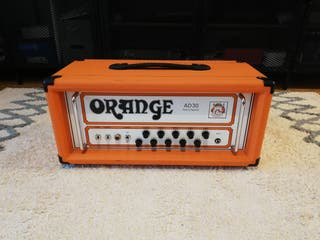 Cabezal Orange AD30 twin channel