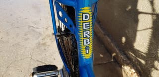 Bicicleta Derbi Rabasa Cross Jet
