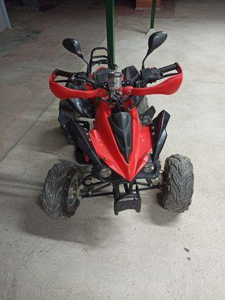 quad de 110cc