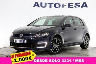Volkswagen Golf 1.4 TSI Hibrido Enchufable GTE 204cv Auto 5p
