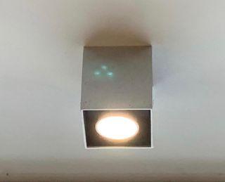 Luminaria de techo
