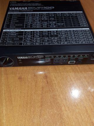 Multi efectos de sonido Yamaha EMP 100