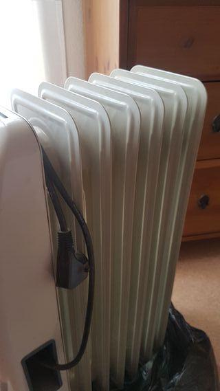 radiador Ufesa, calefactor