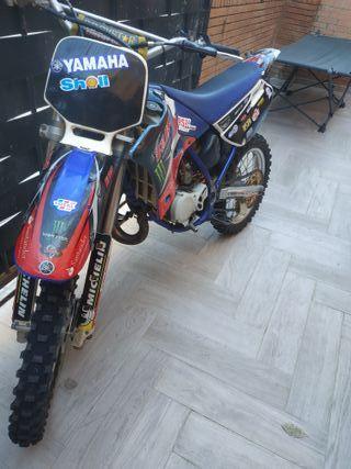 Yamaha 85cc 2t