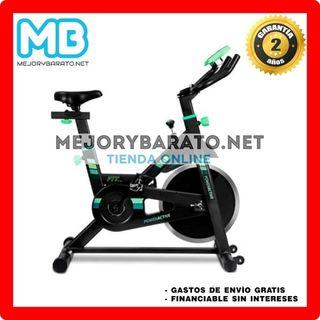 Bicicleta spinning estatica Poweractive Cecotec