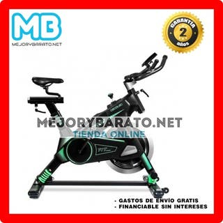 Bicicleta Spinning Ultraflex 25 de Cecotec
