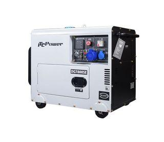 Generador Diésel SilenciosoITCPowerDG7800SE 6.3