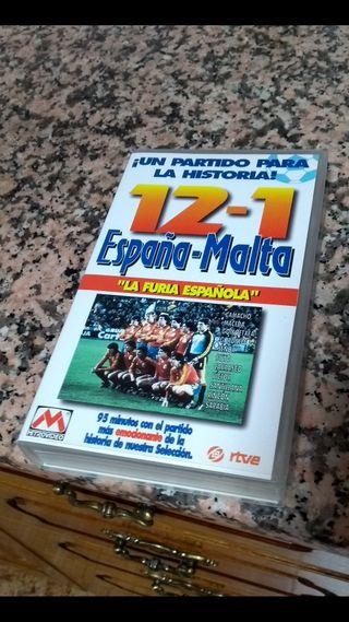 España 12-1 Malta