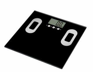 Bascula de baño digital de peso y grasa corporal