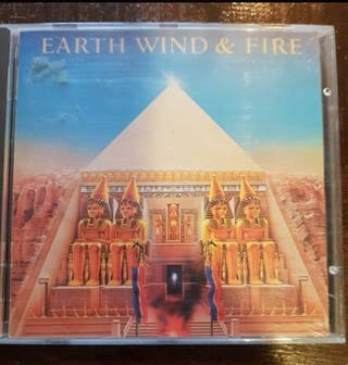 Earth, Wind & Fire. All' n All. CD. 1977