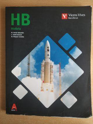 HB. Historia de España (Aula 3D)