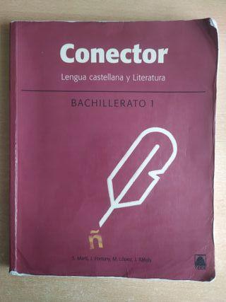 Conector, lengu castellana y literatura Bach.1