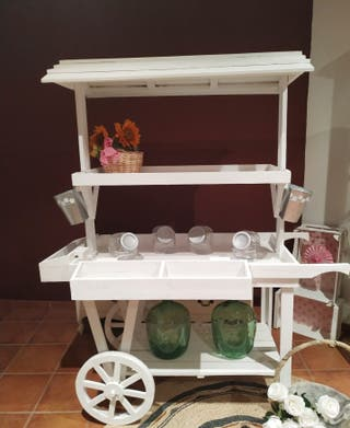 Alquilo carrito Candy Bar