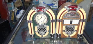 Radios estilo antiguo
