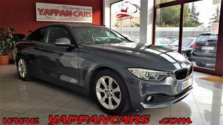 BMW Serie 4 Coupé serie 4 420d
