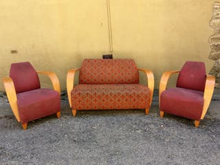 2 Sillones + Sofa diseño Andreu World
