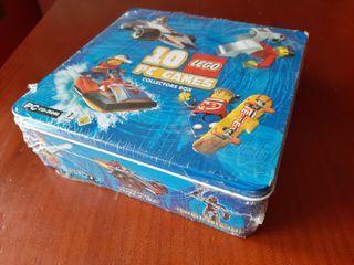 Lata Lego videojuegos