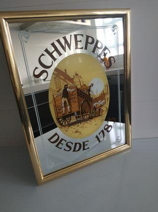 Espejo Schweppes