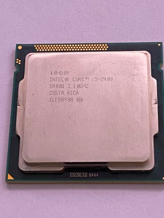 Intel Core i5 2400 socket 1155 a 3.1ghz