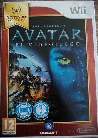 AVATAR: El videojuego. Wii
