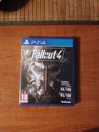Juego Fallout 4 para ps4