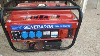 Generador, grupo electrogeno