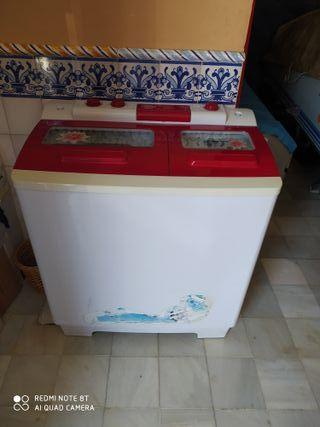 lavadora de camping de 8.8 kg de capacidad
