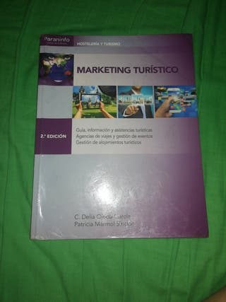 Libro: Marketing turístico