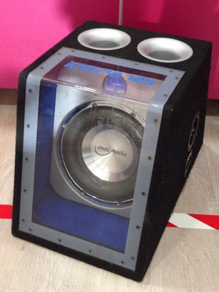 SUBWOOFER C/CAJON MACAUDIO ICE FIRE 125