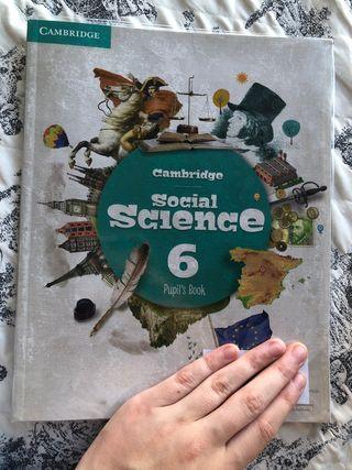 Social science 6 primaria Cambridge