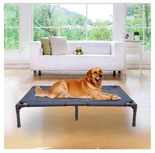 Cama elevada para perros