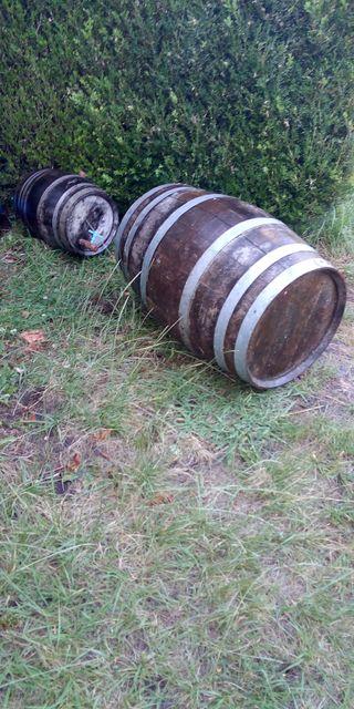 Barril de vino de 150 litros, roble
