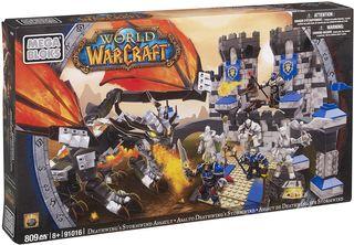 """MegaBloks 91016 World of Warcraft """"Stormwind"""""""