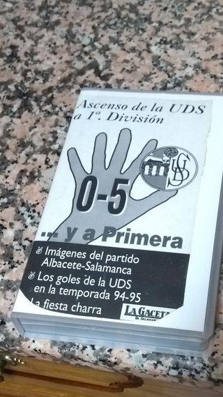 Albacete 0-5 Salamanca Ascenso