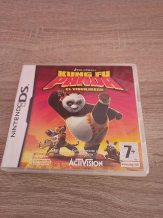 Kung Fu Panda El Videojuego Nintendo DS