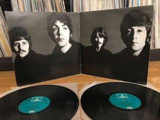 The Beatles doble lp vinilo Love Songs