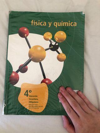 Física y química 4 eso Editex