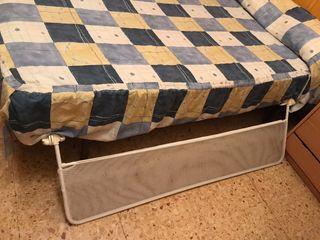 Barrera cama abatible/plegable marca Jane
