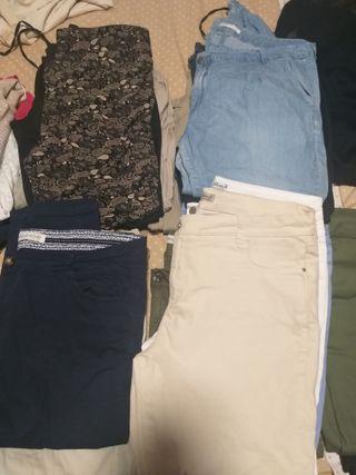50 prendas de ropa