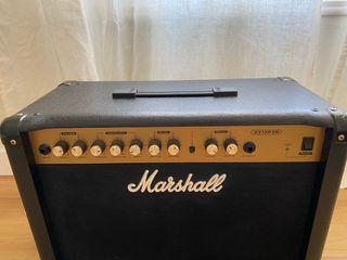 Amplificador Marshall estéreo G215rcd