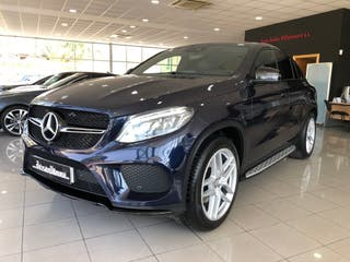MERCEDES BENZ GLE 350 D COUPE 4M AMG EXCLUSIVE