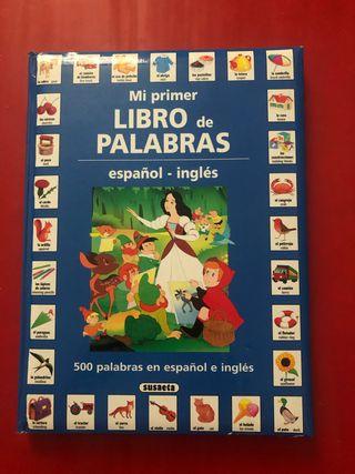 Libro español-ingles infantil