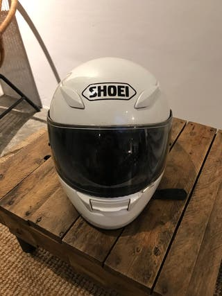 Casco Shoei XR1100 Blanco Talla L