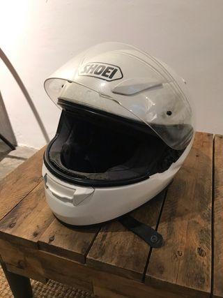 Casco Shoei XR1100 Blanco Talla L