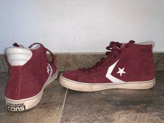 Converse Botas Granate
