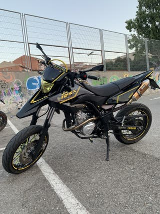 Yamaha WRX 125cc