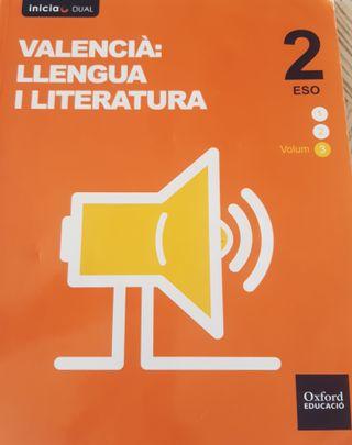 Libros de Valenciano 2 ESO